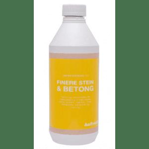Finere Stein og Betong, vann- og oljeavstøtende impregnering fra Arita