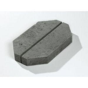 Aaltvedt - Knekkhelle grå, 55x34x7