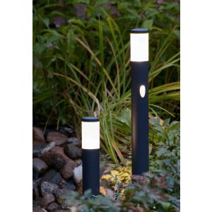 Hagelys LED, 45cm Høyde, alu 12v
