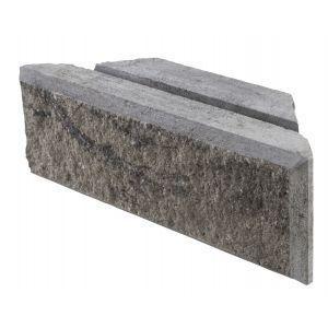 Kombimur støttemursystem Knekt, Gråmix, fra Aaltvedt