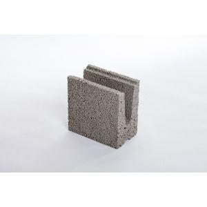 Leca® Basic U-blokk 15cm LSX