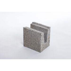 Leca® Basic U-blokk 20cm LSX