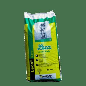 Leca Safe vinterstrø / antiskli, Lettklinker, 50 liter sekker