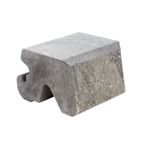 Aaltvedt - Mini Støttemur Knekt 1/1 Gråmix