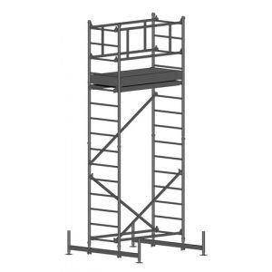 Stillas Z-200, modul B påbygging, 2,25 meter, Zarges