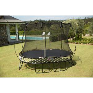 Springfree O77 Medium Oval Trampoline. 240 x 340 cm