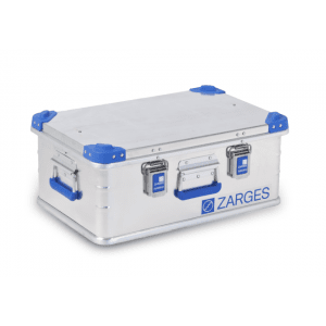 Aluminiumskasse Eurobox 60X40X25 CM