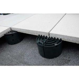 Helle / underlagsklosser for nivåutligning, 15 mm x ø180 mm, PavePad 15.