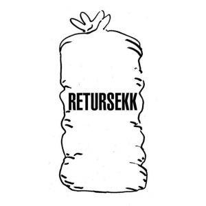 Glava Retursekk, 10 stk