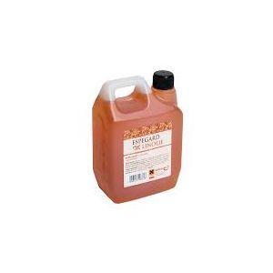 Rå Linolje 5 Liter