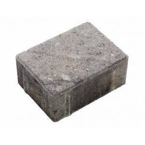 Asak - Relieff 1/2, 10x13,5x6, Gråmix