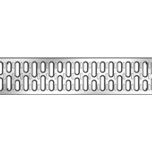 ACO Multiline Galvanisert Rist, Kl. C250, 0,5 m, 50 x 12,3 cm