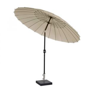 Shanghai parasoll beige