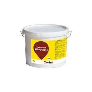 weber silicate render 1,5 mm, Weber standardfarger 20 kg
