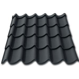 Ambassadør: 0,6 mm aluminium 25my - svart