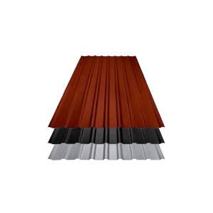 TP 16: 0,5mm Aluminium Pol 25my - flere farger