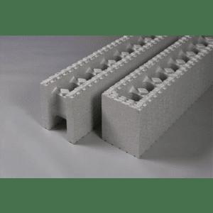 Standardblokk 250, Tett ende