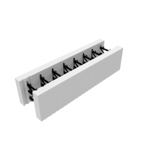 Thermomur: Standardblokk Radon 350 HD