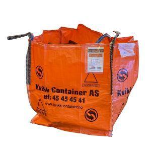 Kvikk-Bag sekker / bagger, for avfall, to størrelser
