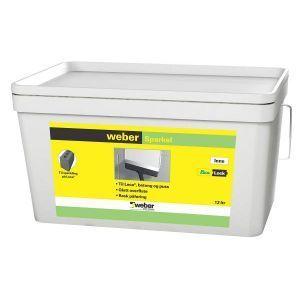 Weber Sparkel, 12 liter spann