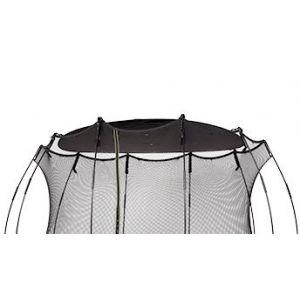 Solskjerm til Springfree trampoliner