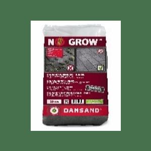 Aaltvedt - No Grow Danfugesand  Antracit (0- 1,5mm)