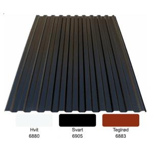 TP 20 LS: 0,5mm Aluminium - Polyester 25my - flere farger