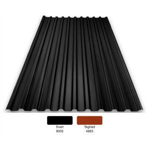 TP 20 OL: 0,5mm Polyester 25my med kondensbelegg - Flere farger