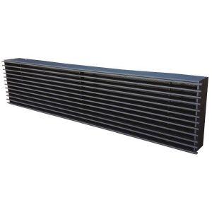 VENTILRIST RAIL+, B650H150- 715cm²- m/kassett