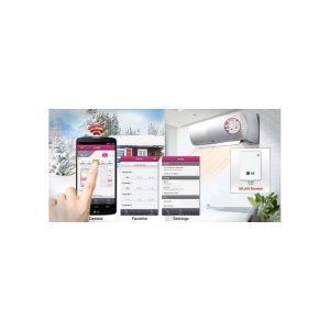 Wifi-styring boks for LG Luft varmepumper.
