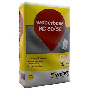 Weber.base KC 50/50 - 25kg