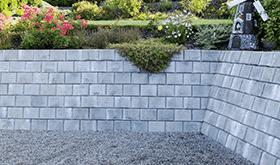 Aaltvedt - Mini støttemur