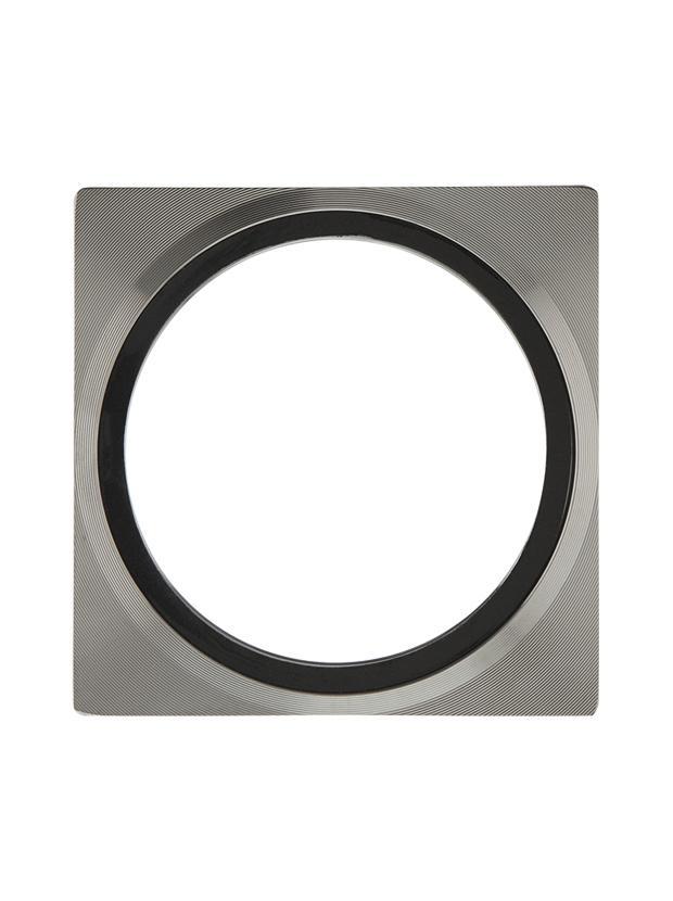 in-lite Plate 75, Rustfritt stål